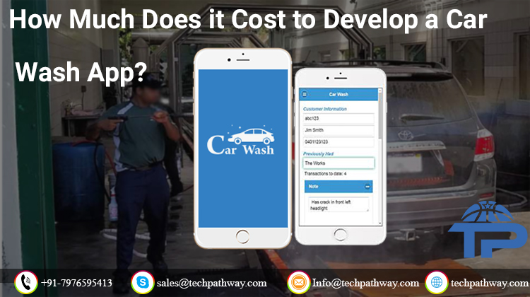 How Much Does It Cost To Develop An On Demand Car Wash App