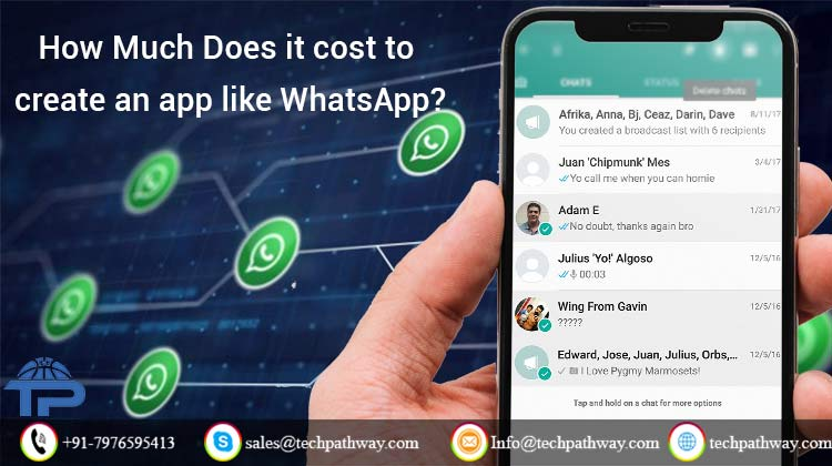 App like WhatsApp Development