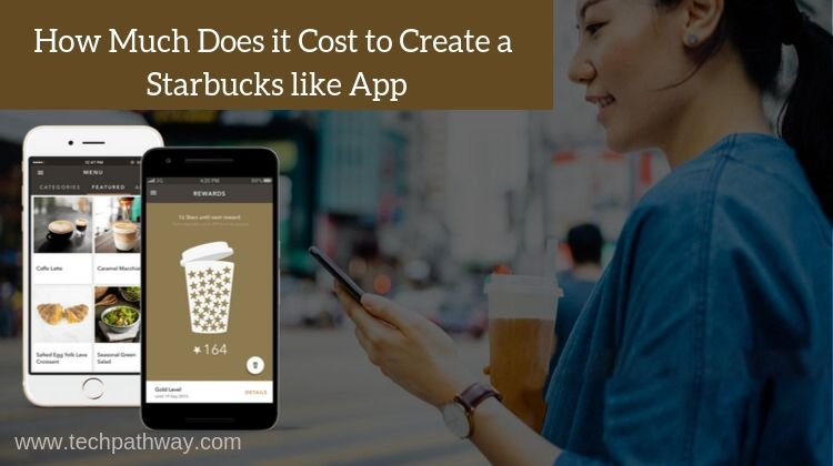 How to develop a Starbucks like app