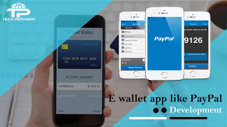 how to develop an app like paypal