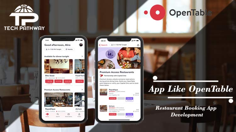 OpenTable -app -development