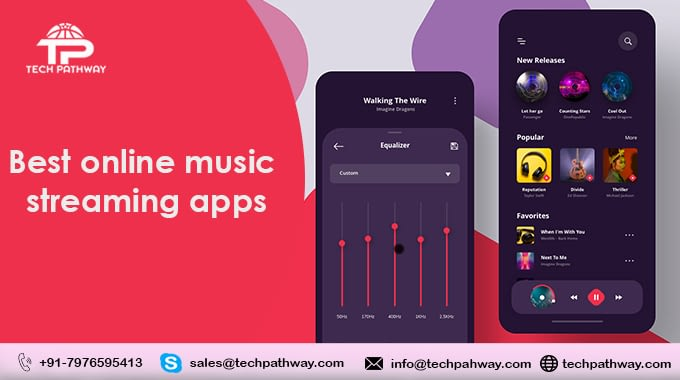 Top 10 popular music streaming application in 2020