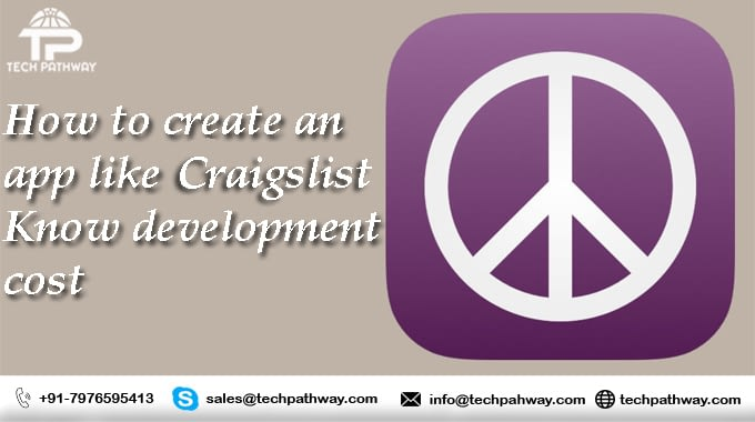 How much does it cost to create a Craigslist app