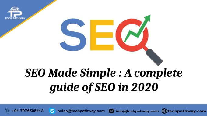 SEO Made Simple: A complete guide of SEO in 2020