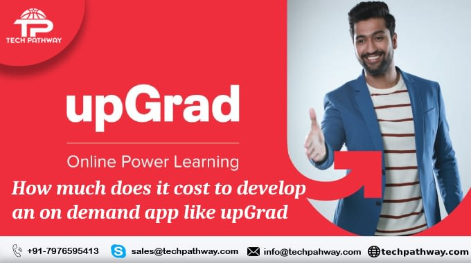 How Much Does It Cost to Build an App like UpGrad?