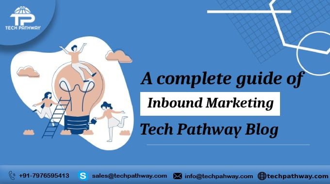 A Complete Guide of Inbound Marketing -Tech Pathway Blog
