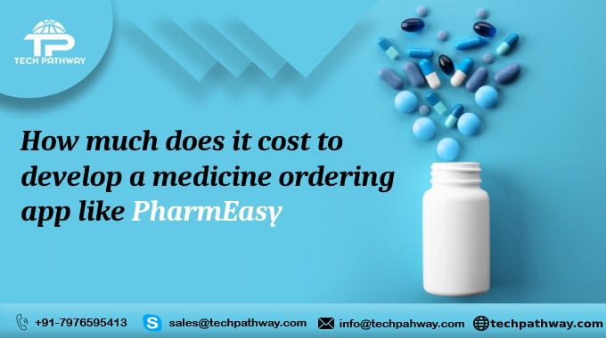 How much does it cost to develop an on-demand app like PharmEasy