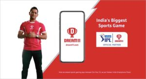 The business model of Dream11