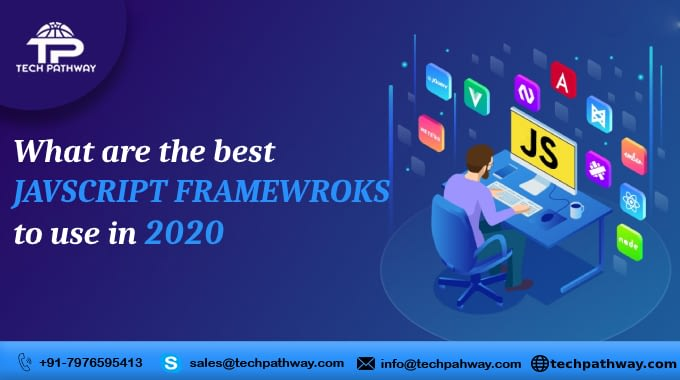 What are the best Javascript Frameworks to use in 2020