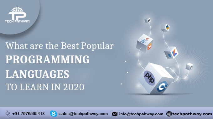 What are the best Popular Programming Languages to Learn in 2020