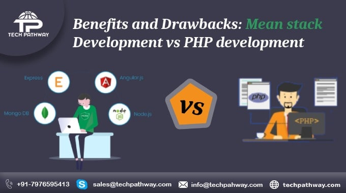 Benefits and Drawbacks: Mean stack development vs PHP development