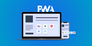 The web view is a common technology that is use by every computer as well as mobile devices. It is used to launch PWA.