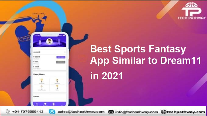 Best Sports Fantasy App Similar to Dream11 in 2021