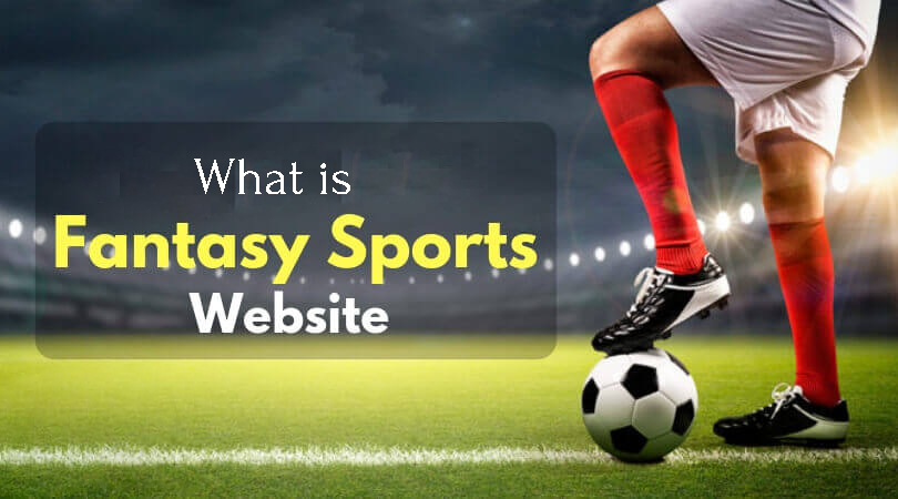 What is Fantasy sports website