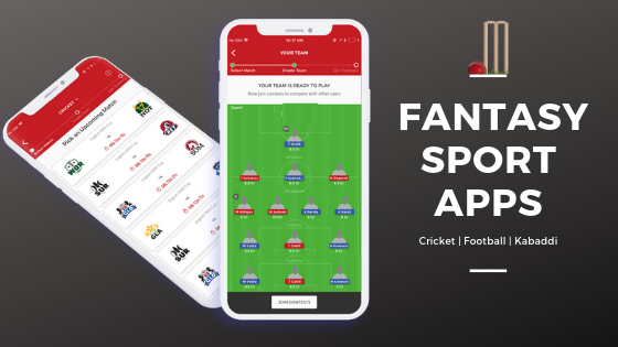 What are Fantasy sports Apps?